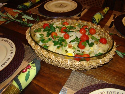 Bacalhau à Portuguesa II