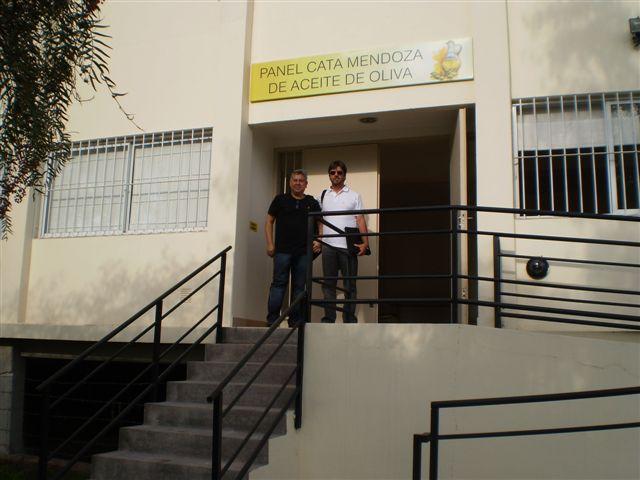 ARGOS participa de curso de CATA de azeites em Mendoza-AR.