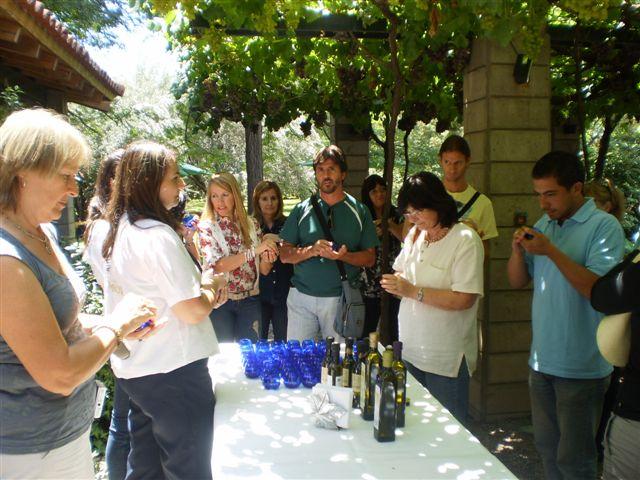 Avaliação curso de análise sensorial (CATA)Mendoza -Argentina