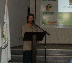 Presidente da ARGOS faz palestra para estudantes e professores da URCAMP