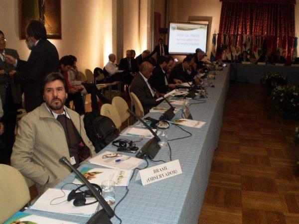 18ª Reunião do Conselho Oleícola Internacional-COI em Buenos Aires