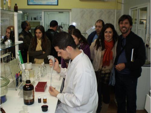 Notícias do Master  Expert  em  azeite de oliva virgem   na Universidade de Jaén-Espanha II