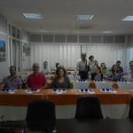 Analise sensorial de azeites- Olvania , Marcelo,jose Carlos e Sara