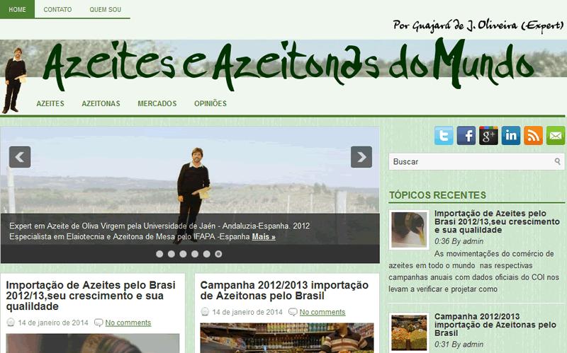 Blog Azeites e Azeitonas