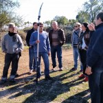 aula pratica em olival -Bragança