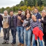 Colegas e professores do Curso em Mirandela
